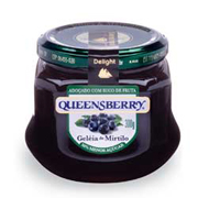 GELÉIA QUEENSBERRY CLASSIC 320G MIRTILO