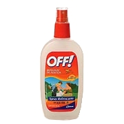 REPELENTE OFF AEROSOL 165ML