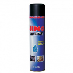 SILICONE JIMO AEROSOL 400ML NATURAL
